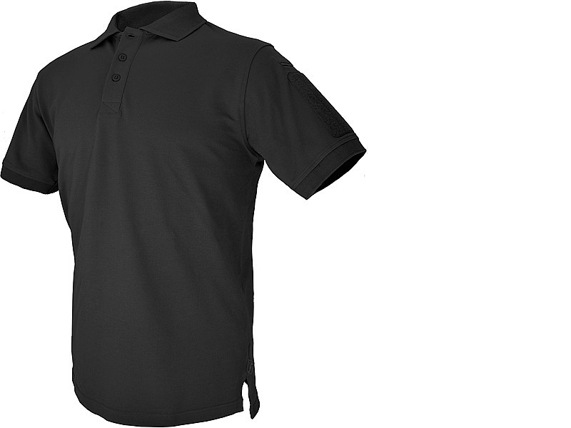 Undervest™ Plain Front Battle Polo