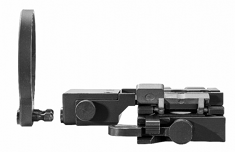 QR PVS-14 Flip-to-Side Mount