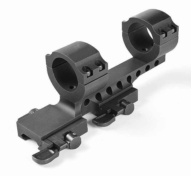 "DMR 30mm 2"" Quick Release Return-to-Zero Scope Mounts"