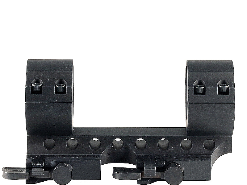 "Samson DMR 34mm 0"" Quick Release Return-to-Zero Scope Mounts"